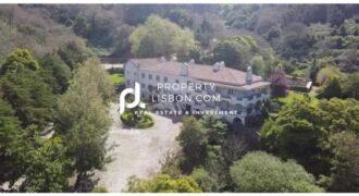 11 Bed Mansion Building in Sintra Silver Coast – 5800000€
