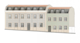 Renovated project will consist of 1 and 2 bedroom studios  – 385000€