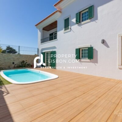 4 Bed TownHouse in Cascais Silver Coast – 1250000€