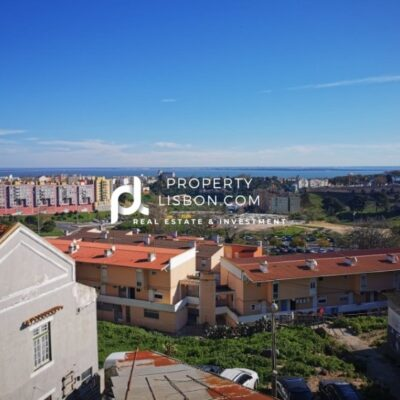 2 Bed Apartment in Lisboa Silver Coast – 275000€