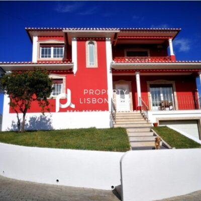 4 Bed TownHouse in Lourinhã Silver Coast – 480000€