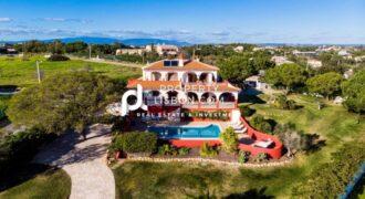 5 bedroom and 5 bathroom luxury Villa in Algarve  – 1650000€