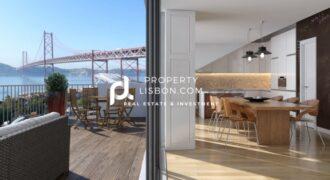 2 Bed Building in lisbon  – 930000€