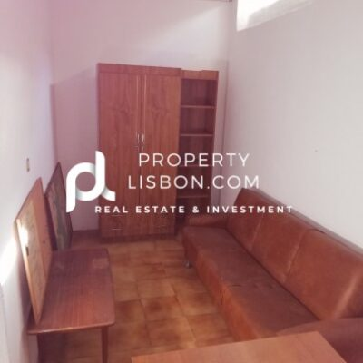 Small Commercial investment in Lisbon  – 27500€