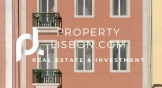 All the 2 bedroom apartments will be fully renovated in Lisbon
