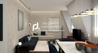 T4 with 136m2 of private gross area, four bedrooms, three bathrooms  – 825000€