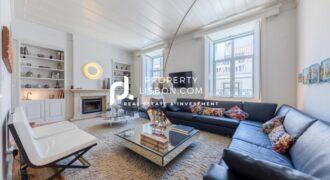 4 Bed 234 metre Apartment in Chiado and Baixa Chiado Lisbon  – 1750000€