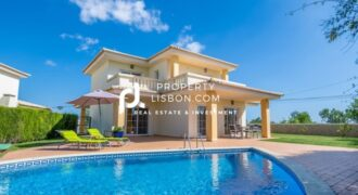 3 Bed TownHouse in gated condominium of only 12 villas – 549000€
