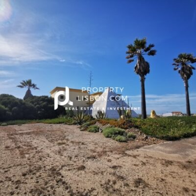 Building in Torres Vedras Silver Coast plot of 10,404 m2 by the sea- 685000€
