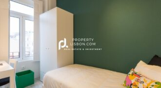 Excellent T4 furnished and equipped in Lisbon  – 365000€