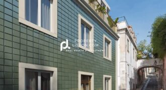 New Luxury Lisbon Renovated Building with 8 Units for Sale _ Principe Real – From 351,200