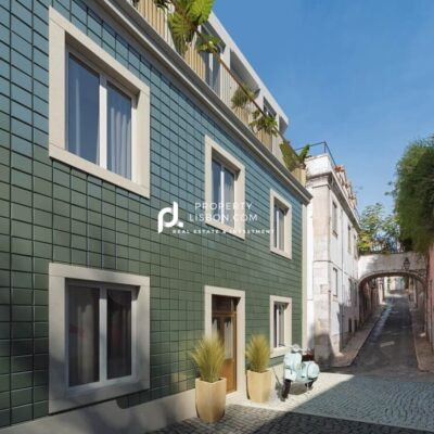 New Luxury 1 Bed with 10sqm Garden Principe Real – 459,400