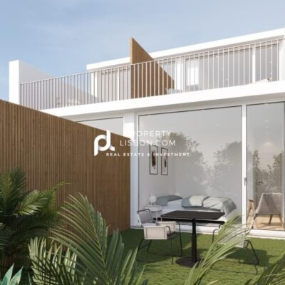 Lisbon Apartments with Gardens  – 369000€