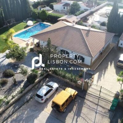 6 Bed Villa in Lagos  – Separate two bedroom guesthouse 695000€