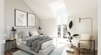 1 Bed Renovated and Furnished Apartments From  – 290000€