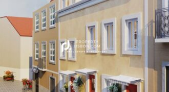 New Lisbon Renovation with Guaranteed return of 3% for 4 years  – 511300€