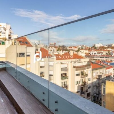 Brand New Completed Development in Estrella Lisbon – 850000€ Huge Terrace
