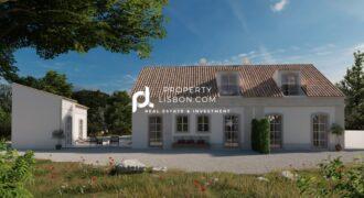 Rare 350k Golden Visa – 3 Bed Villa in Boliqueime Algarve – 365000€