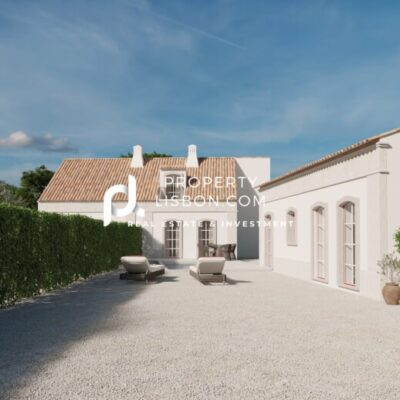 Rare 350 Golden Visa 3 Bed Villa in Boliqueime Algarve – 369500€